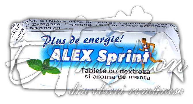 Tableta Alex Sprint